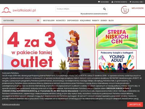 Swiatksiazki.pl księgarnia internetowa