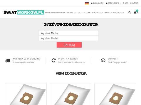 Swiatworkow.pl do odkurzaczy