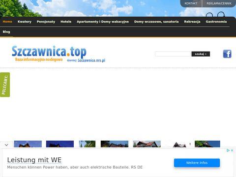 Szczawnica.nrs.pl pensjonat