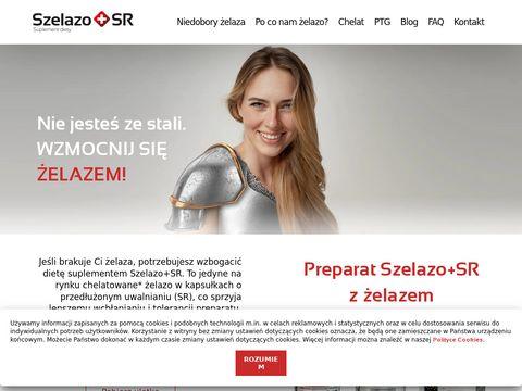 Szelazo.pl - niedobór żelaza