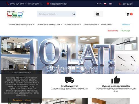Salonled.pl kinkiety led