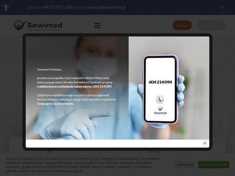 Sawimed.pl światłolecznictwo