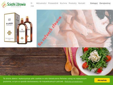 Sciezkidozdrowia.pl oczyszczanie układu pokarmowego