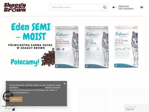 ShaggyBrown.pl Internetowy Sklep Zoologiczny