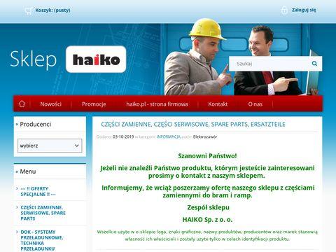 Sklep.haiko.pl Hafa, Crawford, AssaAbloy