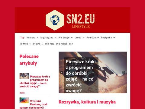 Portal dla mężczyzn Sn2.eu