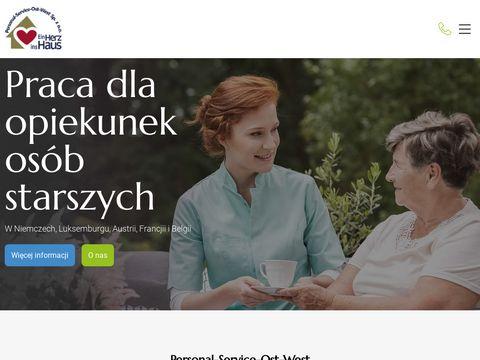 Pracaeu.pl opiekunki Niemcy
