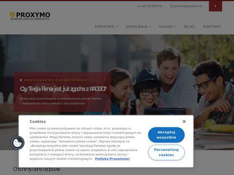 Proxymo.pl warsztaty IOD