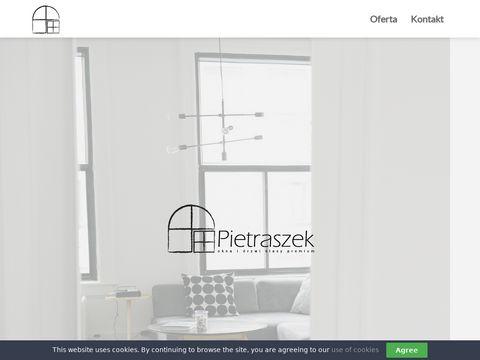 Pietraszek.com.pl okna Veka
