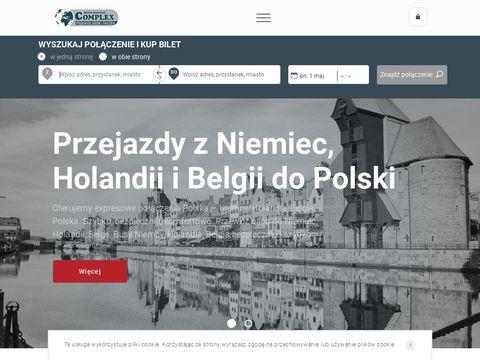 Pilatransport.pl przewóz osób do Niemiec-Holandii