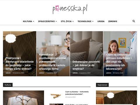 Pinesska.pl blog lifestyle