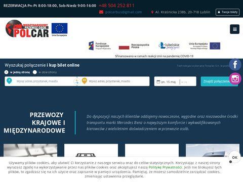 Polcarbus.com do Niemiec