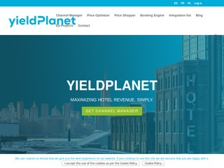 Yieldplanet.com channel manager cena