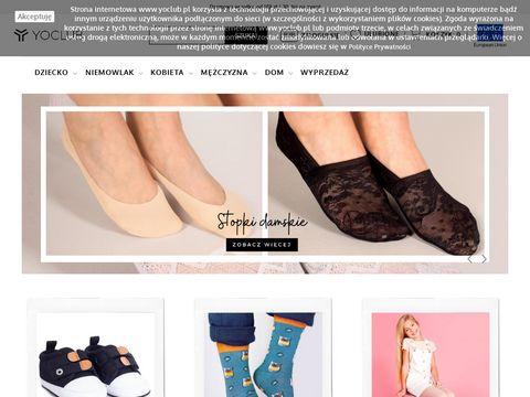 Yoclub.pl producent odzieży dziecięcej Yo