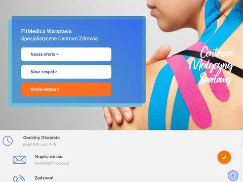 Fitmedica.pl centrum medyczne