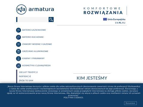 Grupa Armatura - ceramika sanitarna