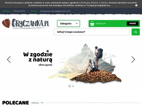 Gryczanka.pl sklep ze zdrową żywnością