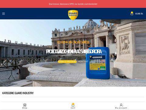 Guardindustry.pl impregnacja betonu