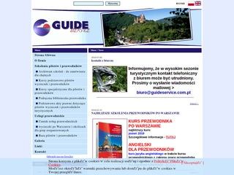 Guide Service Biuro Podróży i Centrum Edukacji
