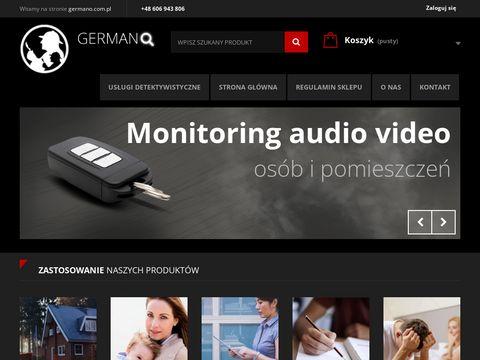 Germano.com.pl podsłuchy GSM