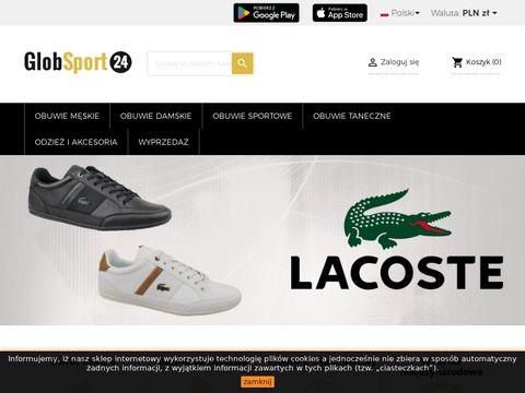 Globsport24.com odzież sportowa sklep internetowy