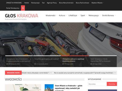 Glosbialostocki.pl portal regionalny