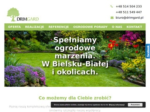 Ogrody Bielsko