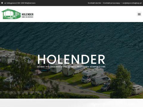 Domki-holender.pl