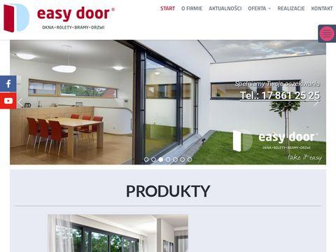 Easydoor.pl bramy garażowe Rzeszów