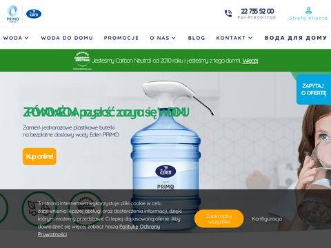 Eden Springs - dystrybutor wody źródlanej
