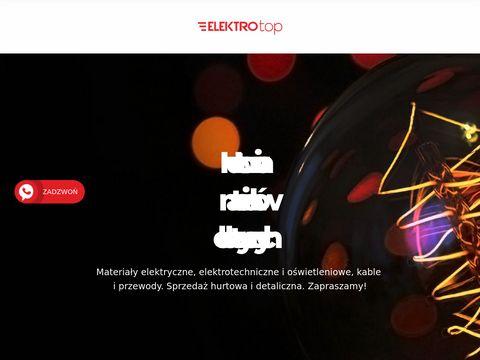 Elektrotop.pl sklep cttv