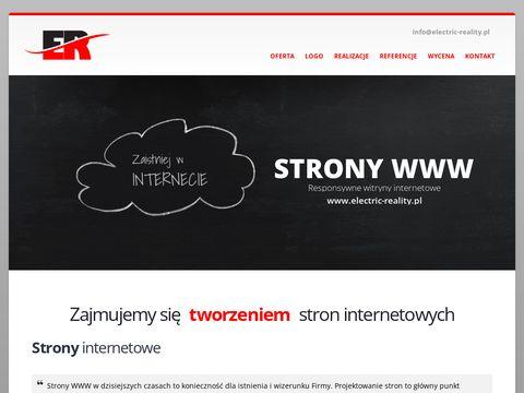 Electric-reality.pl strony Mława Ciechanów