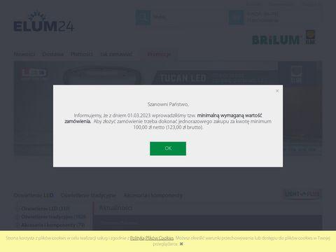 Elum24.pl oświetlenie led