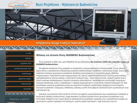 Budberg.pl hale modułowe