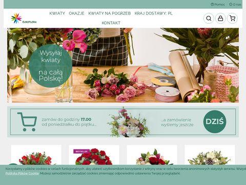 Bukieciki.com kwiaciarnie Bydgoszcz