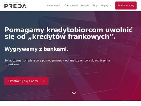 Bartoszpreda.pl adwokat Głogów