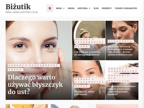 Bizutik.pl srebrna biżuteria