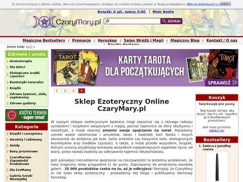 Czarymary.pl ezoteryka