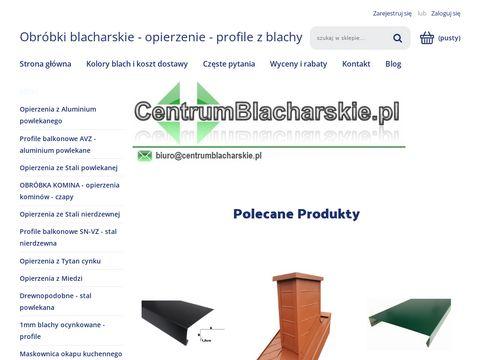 Centrumblacharskie.pl opierzenia