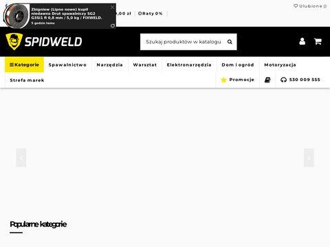 Centrumspawalnicze.pl spawarka inwertorowa