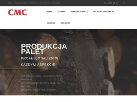 Cmc.net.pl palety