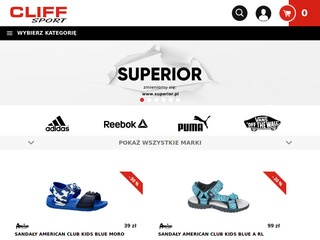 Cliffsport.pl buty casual
