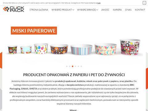 Click-pack.pl - opakowania