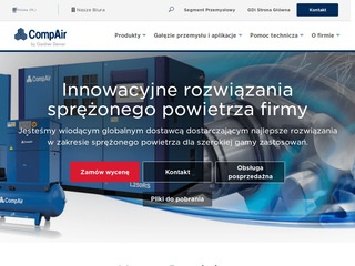 Compair.com.pl - kompresory