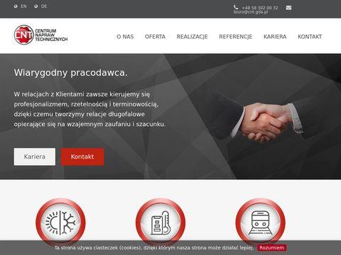 Cnt.gda.pl Gdańsk instalacje elektryczne