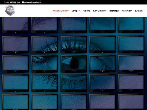Astrea-ochrona.pl agencja ochrony