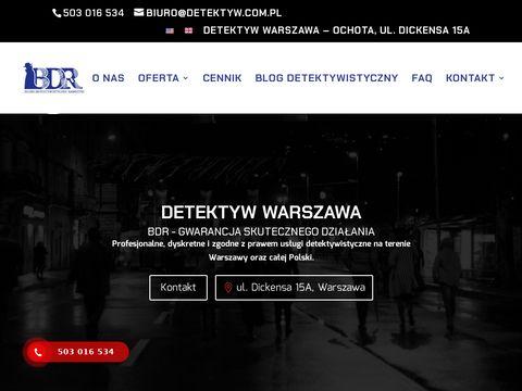 Asvalia.pl agencja detektywistyczna