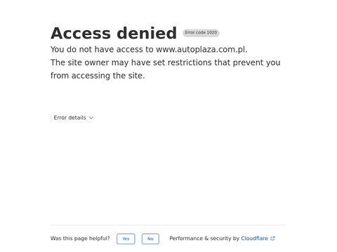 Autoplaza.com.pl Ford