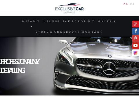 Autodetailing-szczecin.pl powłoka ceramiczna