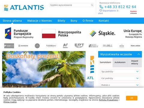 Atlantis biuro podróży